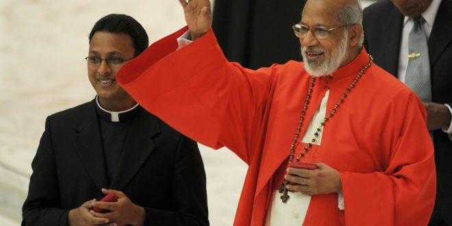 Cardinal Alencherry Returns to His Archdiocese