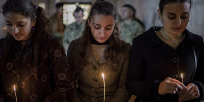The Middle East is Losing More and More of Christians