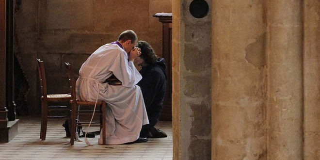 The Vatican Reaffirms the Inviolability of the Confessional Seal