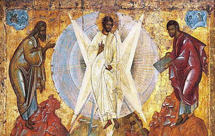 The Feast of Our Lord's Transfiguration