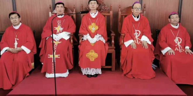 The Sino-Vatican Deal Faced With a Chinese Shadow Play