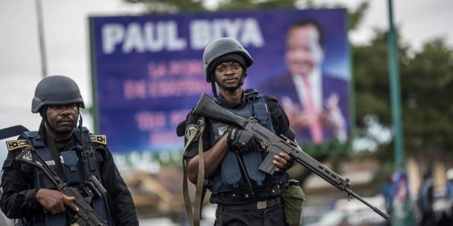 Bishops at the Forefront of the Civil War in Cameroon