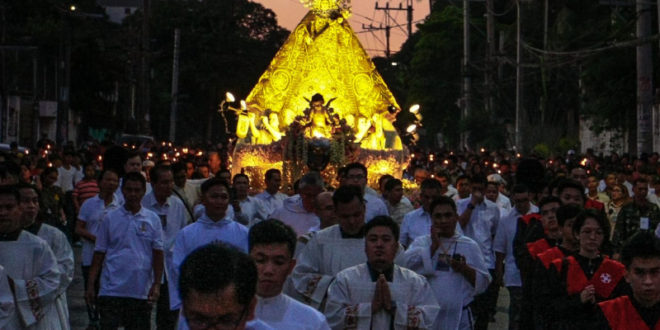 Manila Honors the Blessed Virgin Mary