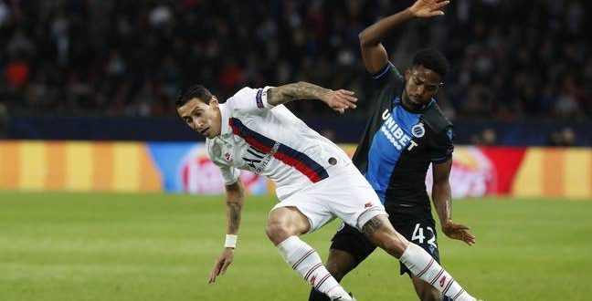 PSG – Bruges – Ligue des champions direct