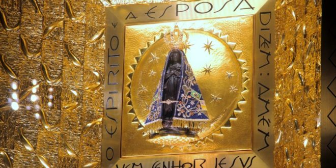 Brazil: No Giant Statue to Our Lady of Aparecida
