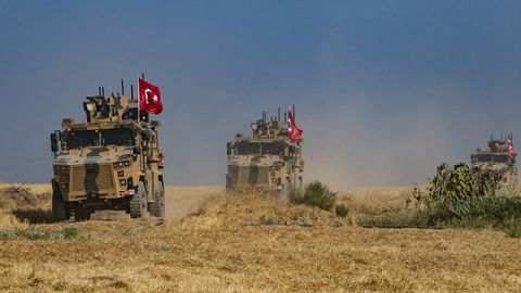 The Turkish Offensive in Syria: What Will Happen to the Christians?