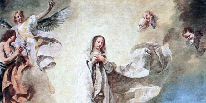 Immaculate Conception – FSSPX.Actualités / FSSPX.News
