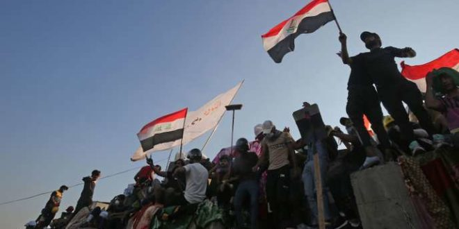 Iraq: The Church Supports the Protesters