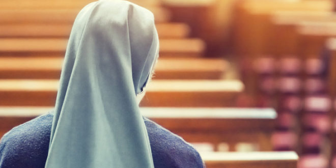 A Nun in France Is Asked to Stop Wearing Her Habit in the Name of Secularism