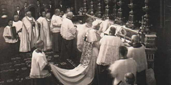 50 Years of the New Mass: Saint Pius X and the Liturgical Movement (7)