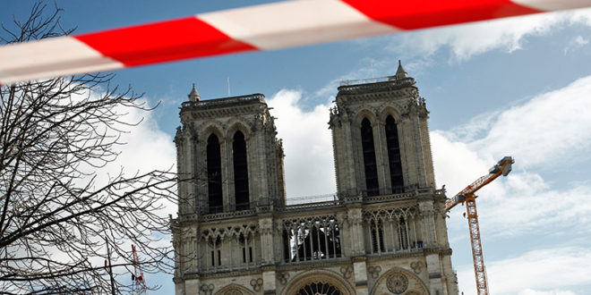 The Battle for the Restoration of Notre Dame Cathedral Will Begin in the Spring