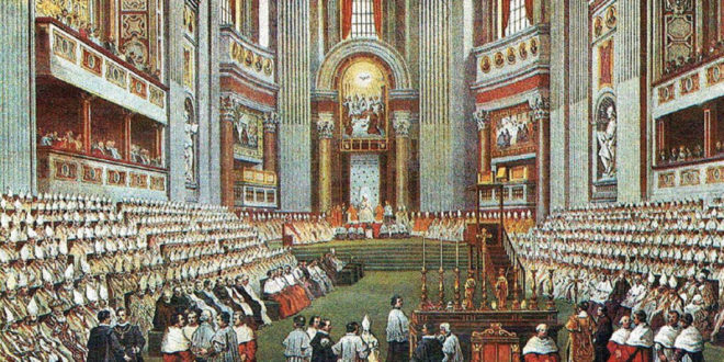 Vatican I: A Look Back at an Unfinished Council (3)