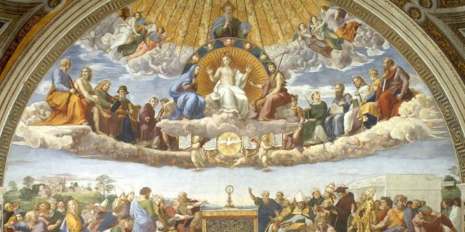 Our Lady and the Holy Sacrifice of the Mass