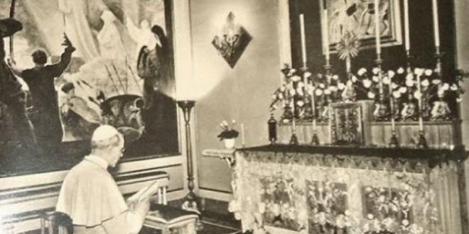 50 Years of the New Mass: Pius XII's Encyclical Mystici Corporis (17)