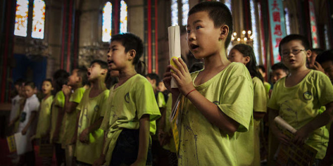 China: Catholic Youth Targeted by the Regime