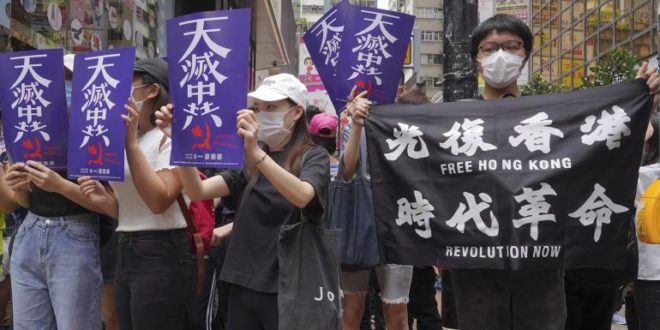 "China: Beijing Imposes ""National Security"" Law on Hong Kong"