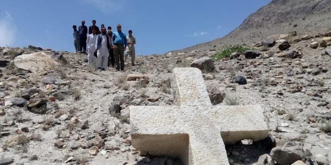 Pakistan: An Ancient Vestige of Christianity Uncovered