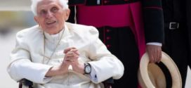 Concerns About the State of Benedict XVI's Health