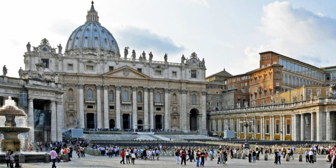 Vatican Fears Being a Target of Chinese Hackers