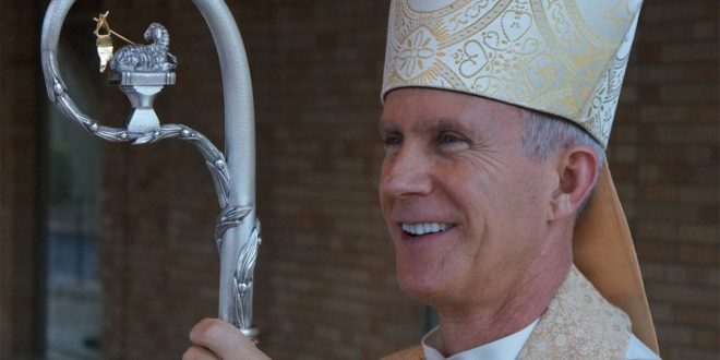 American Bishop Marked by Celebration of the Traditional Mass
