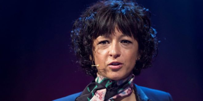French Woman Awarded an Explosive Nobel Prize