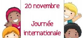 JOURNEE INTERNATIONALE DES DROITS DE L'ENFANT