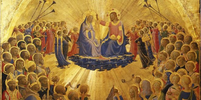 The Strong Heart of Mary