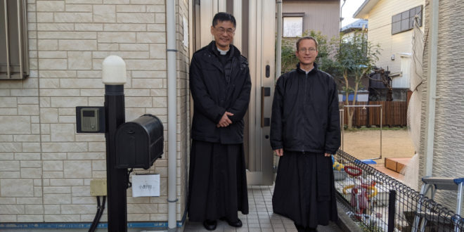 A New Priory in Tokyo