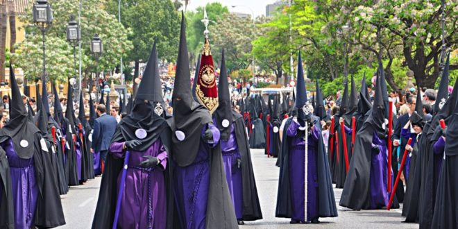 Seville Plans to cut Holy Week 2021 to the Bare Minimum