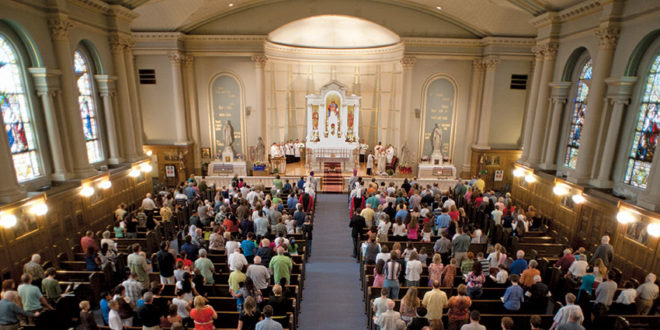 Is the Traditional Mass Contagious?