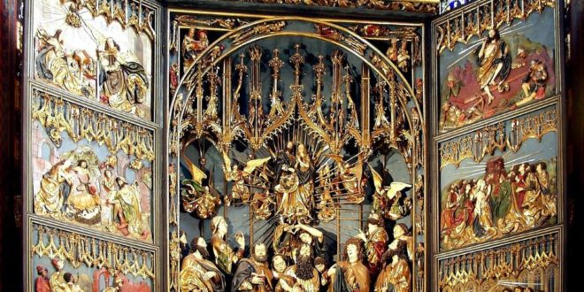 Poland: Restoration of One of the Largest Altarpieces in the World