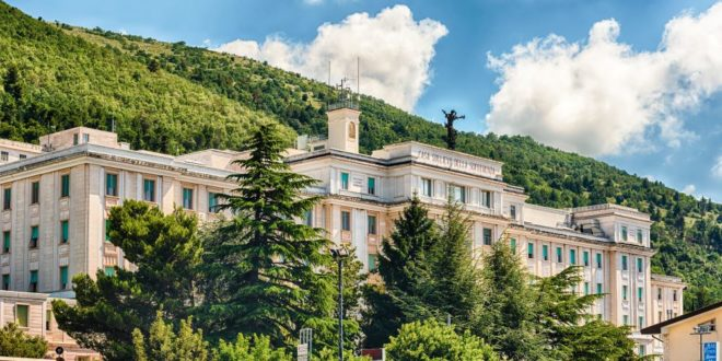 Padre Pio's Hospital on the Brink of Bankruptcy