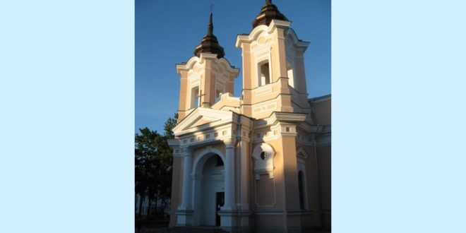 Russia: Church Returned to Catholics in Novgorod