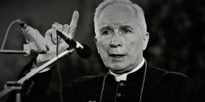 Letter from Archbishop Lefebvre to Eight Cardinals (August 27, 1986)