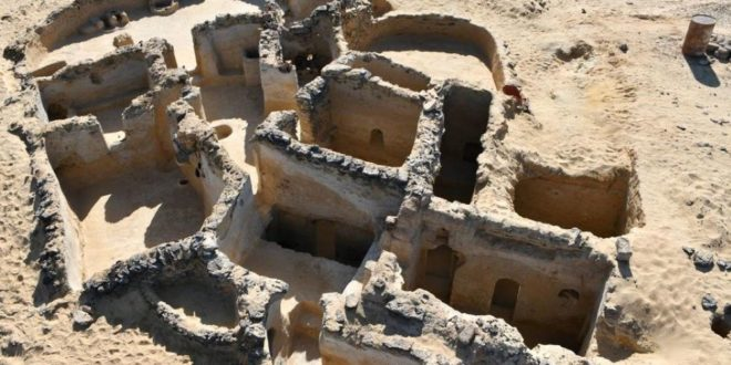 Egypt: One of the Oldest Monasteries in the World Unearthed