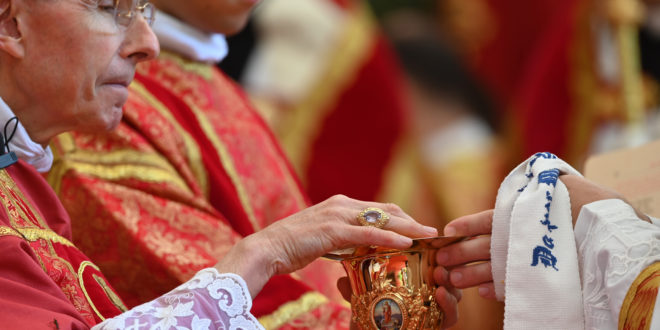 Ordinations to the Priesthood and Diaconate – Zaitzkofen, June 26, 2021